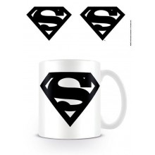 Superman Krus Med Logo