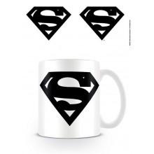 Superman Krus Med Logo
