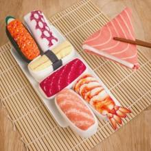 Strømper Sushi 7-pak