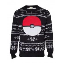 Pokémon Juletrøje Pokéball