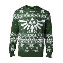 Juletrøje Nintendo Zelda Hyrule