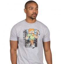 Minecraft Vintage T-shirt Voksen Alex