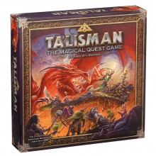 Talisman Core Game, Strategispil