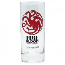GAME OF THRONES - Targaryen - Glas