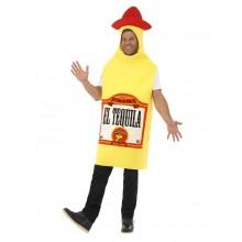 Tequilaflaske Kostume