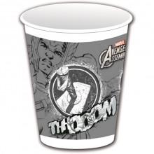 Thor Engangsbægre Plast 8-pak