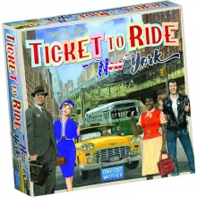 Ticket To Ride New York Expansion