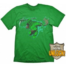 DOTA 2 T-shirt Tidehunter + Digital Unlock