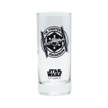 STAR WARS TIE-FIGTHER GLAS