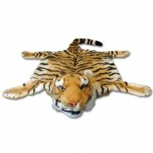 Tigerskind Mat Brun