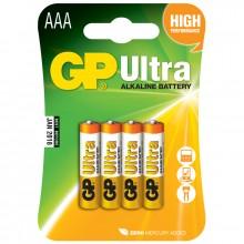 Ultra Alkaline AAA LR03 4-pak Batterier