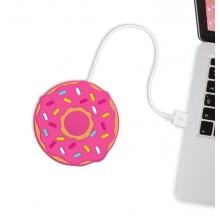 Kawaii Doughnut USB Kopvarmer