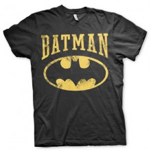 VINTAGE BATMAN T-SHIRT (SORT)