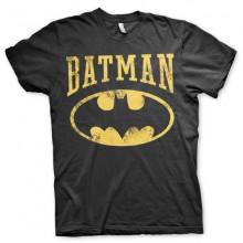 VINTAGE BATMAN T-SHIRT (SORT)