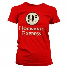Harry Potter Hogwarts Express Dame T-shirt