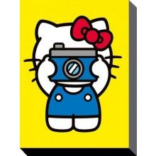 Hello Kitty LÆRred 40 X 50 Cm