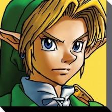 The Legend Of Zelda LÆRred Link 40 X 40 Cm