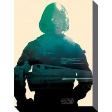 Star Wars LÆRred Poe 60 X 80 Cm
