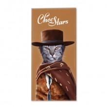 Chokolade Choc Stars Western 100g