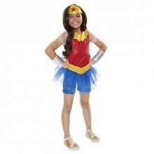 Wonder Woman Barnmaskeraddräkt