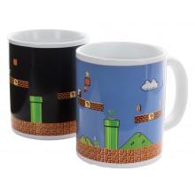 Super Mario Bros VarmefØLsomt Krus