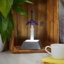 Zelda Master Sword Lampe