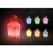 Zelda Potion Jar Light Lampe