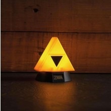 Zelda Triforce 3D-lampe
