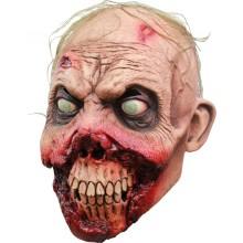 Maske Smiley Zombie