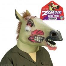 Zombiehest Maske