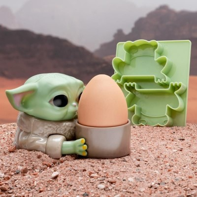 Star Wars the Mandalorian Baby Yoda Äggkopp