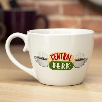 Vänner Cappuccino Mugg Central Perk