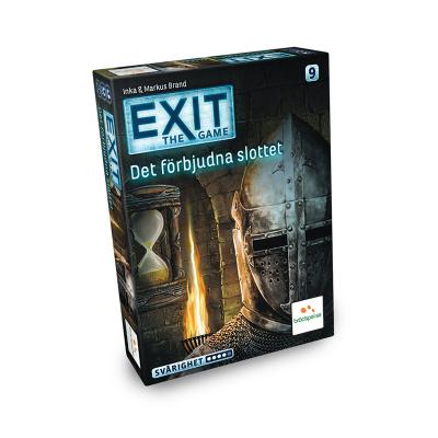 Exit: Det Förbjudna Slottet (se)