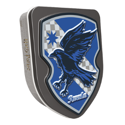 Harry Potter Jelly Belly Crest Tin Ravenclaw