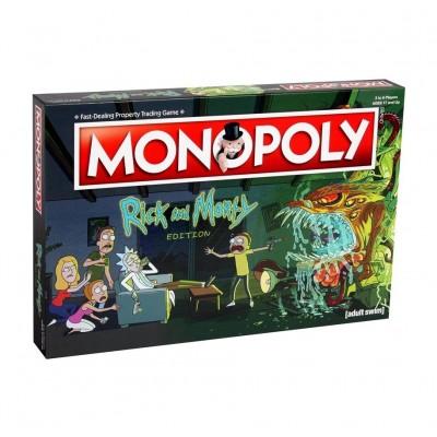 Monopol: Rick and Morty (en)