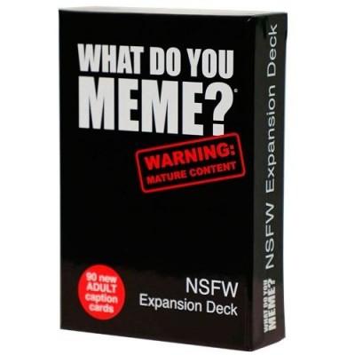 What do You Meme? NSFW Edition (EN)
